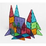 Magna-Tiles 32-Piece Building Set, Clear