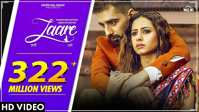 LAARE : Maninder Buttar song and pdf