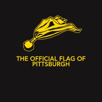 Official Flag Of Pittsburgh shirt