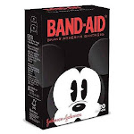 Johnson & Johnson Consumer 38172000 Assorted Mickey Band-Aid Adhesive Strip - Pack of 20