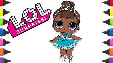 lol suerpriz bebek boyama lol confetti pop suerpriz oyuncak