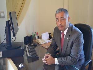 Presidente da OAB quer audiência com governador (Foto: Flávio Antunes/G1 SE)