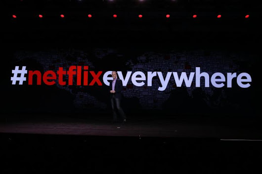 Netflix is officially live in India, Russia and 130 new countries except China - TechTurismo