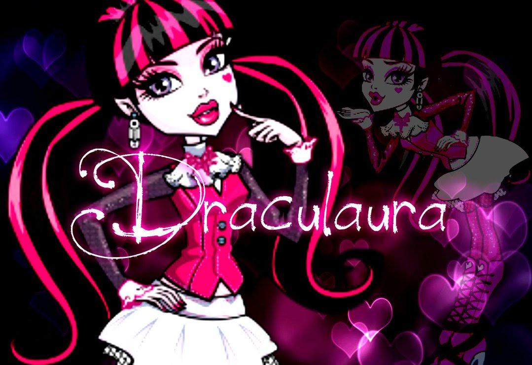 Monster High Draculaura Desktop Computer Wallpaper By Ashleykat On