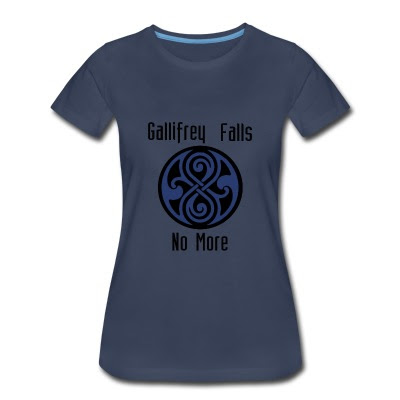 Gallifrey Falls No More Tee