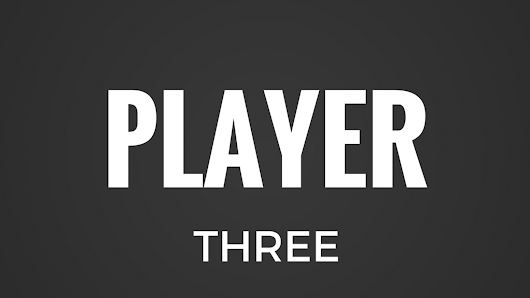 Player Three: A Social Hub for Gamers
