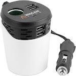 Wagan PowerCup 6.2 Car power adapter