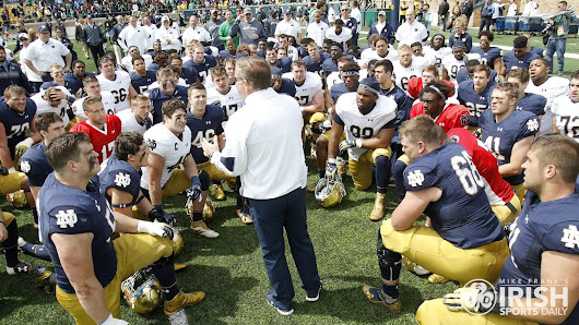Takeaways from the Notre Dame Spring Game: Part 2 - Irish Sports Talk
