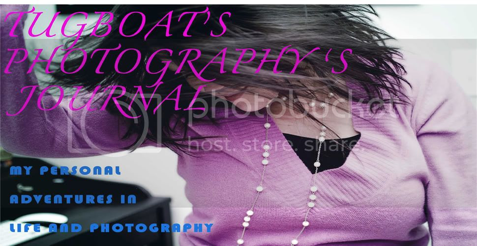 Tugboat's photography journal