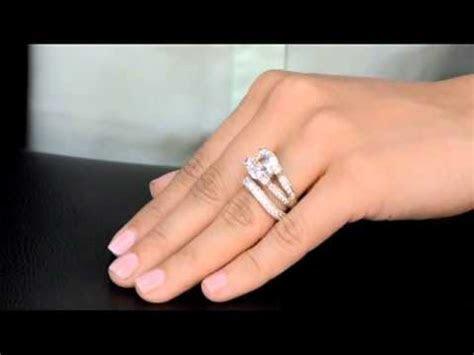 Elizabeth's Fake Engagement Ring & Sasha's Cubic Zirconia