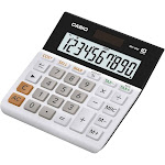 Casio MH-10M 10 Digit Desktop Calculator
