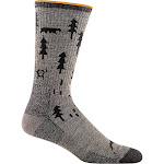 Darn Tough Men's ABC Boot Cushion Sock - Large - Taupe