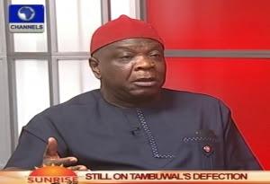 Tambuwal defection