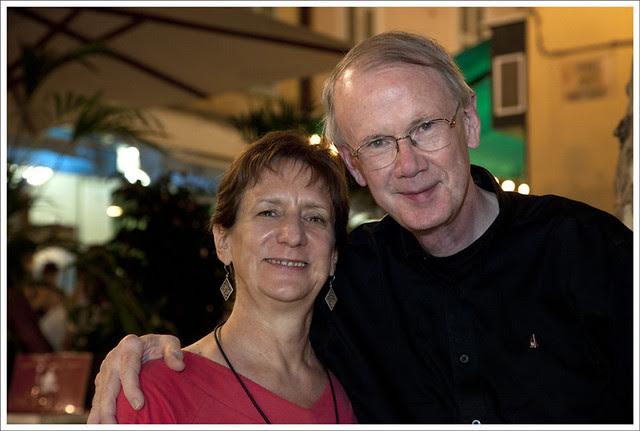 Carolyn and Bob, by Jilly