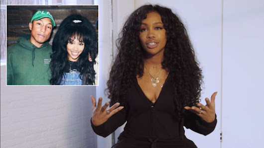 "On ""Supermodel,"" SZA Asked Pharrell for ""Some Fire-Ass Drums"""
