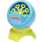 Little Kids Fubbles Bubble Blastin Blue Machine