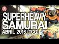 [VIDEO] ¡Demostración y análisis a los Superheavy Samurai! Un Deck de puros Monstruos.