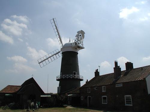 Great Bircham Mill