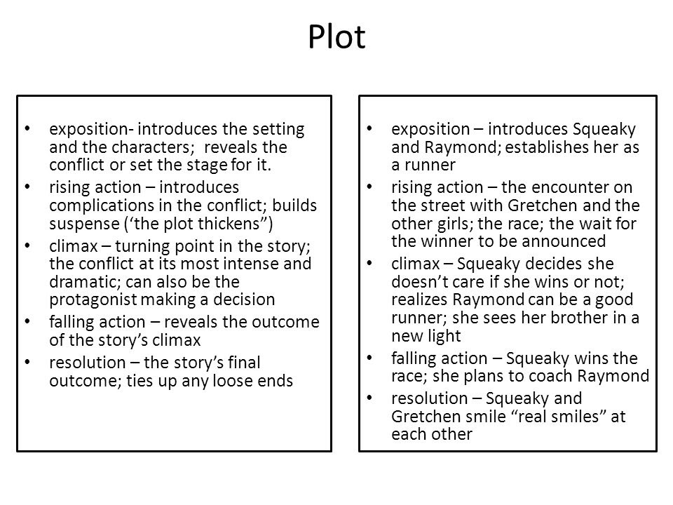 Plot+exposition +introduces+the+setting+and+the+characters%3B+reveals+the+conflict+or+set+the+stage+for+it