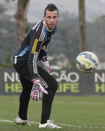 Paulo Victor se tornou titular do Flamengo há um ano (Foto: Gilvan de Souza / Flamengo)