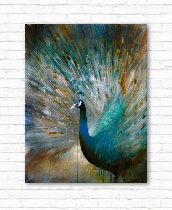 52 Captivating Peacock Home Decor Accessories