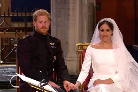 Royal Wedding recap: Highlights from Prince Harry and