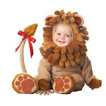Lil Lion Lil Characters Toddler Costume 18M-2T