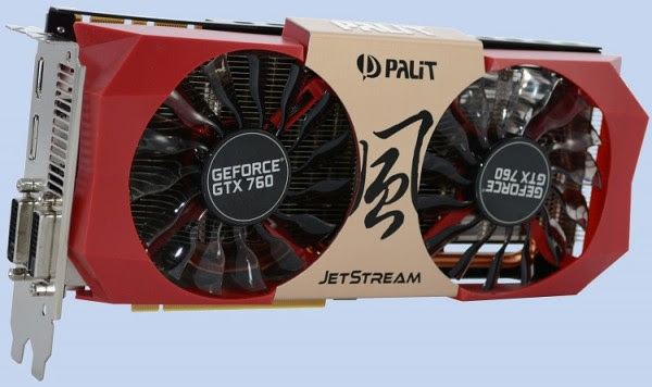 Palit GeForce GTX 760 JetStream 4 GB (2)