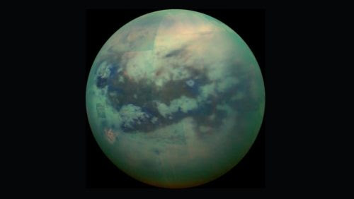 'Strange Life' on Titan? New Organic Molecule Discovery Could Mean It's Possible
