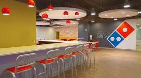 Domino S Pizza Interior