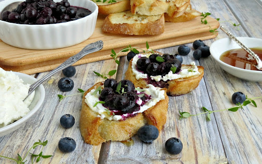 Berry Recipes - Delicious Dishes Recipe Party 57 - Clever Housewife