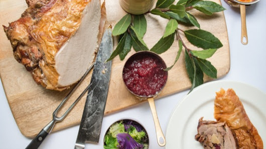 21 Ways To Celebrate Thanksgiving Day In London