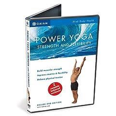 Power Yoga: Strength and Flexibility