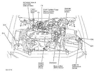1999 Nissan Altima Wiring Diagram