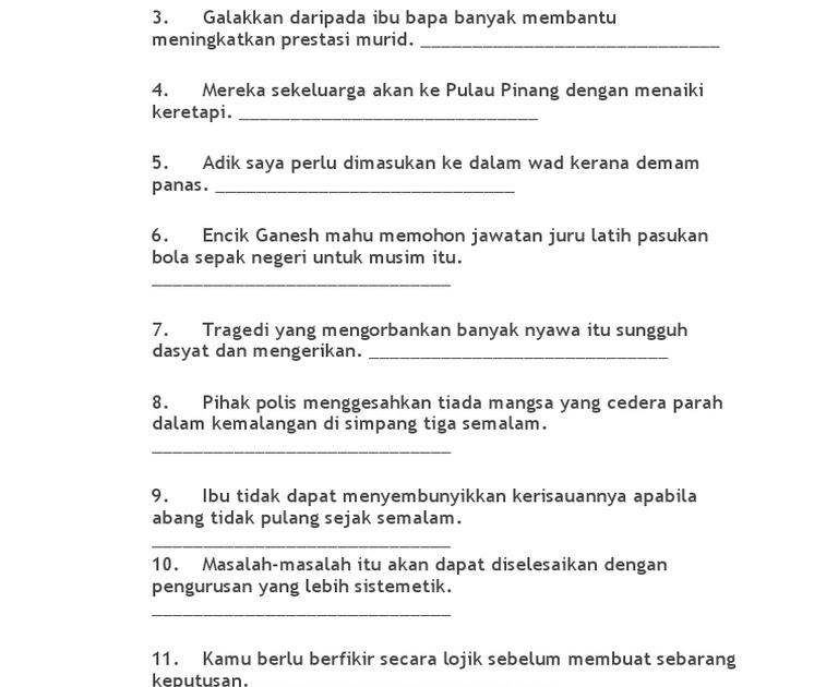 Contoh Soalan Novel Jejak Monpus Tingkatan 2 - Persoalan s