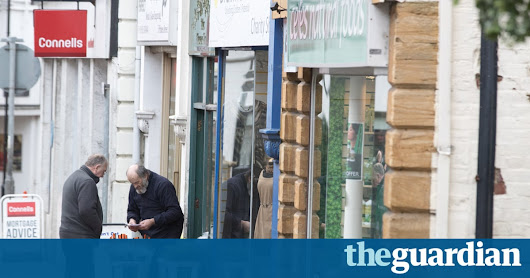 Chancellor to announce measures to help small firms with business rate rises | Business | The Guardian