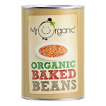 Mr Organic Baked Beans 400g By British Food Supplies