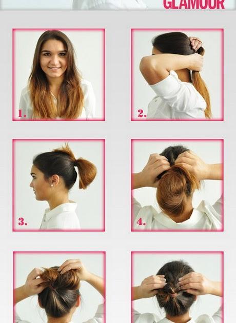 Haarfrisuren Selber Machen Youtube