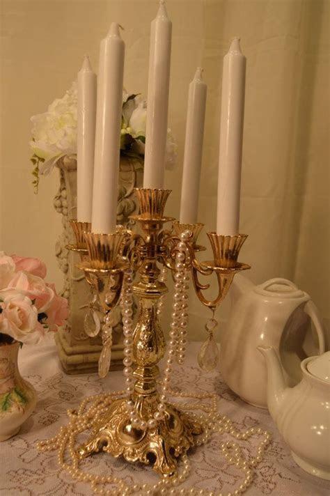 25  best ideas about Wedding candelabra on Pinterest