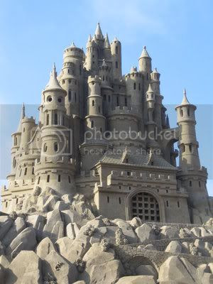sandcastle.jpg sand castle image by TheLostSaint