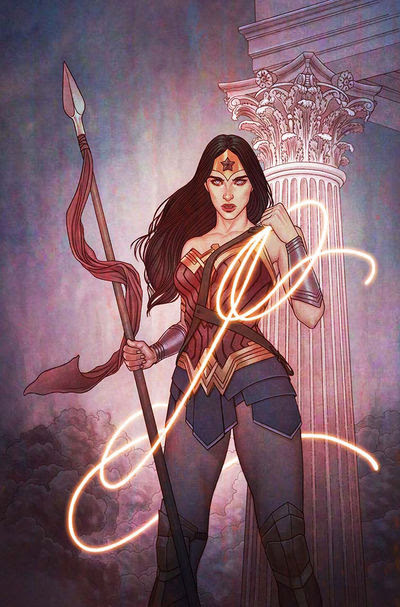 Wonder Woman #28 (Frison Variant Cover Edition)