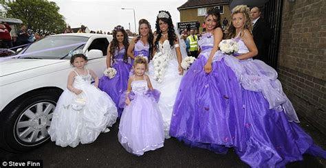 My Big Fat Gypsy Wedding star makes first public