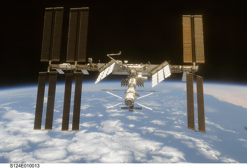 Happy 10th Anniversary - International Space Station  - ISS