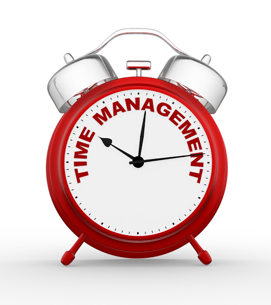 Four Steps to Perfect Time Management | Business 2 Community
