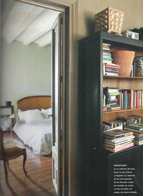 Habitania house hint of bedroom