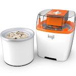 Electric Ice Cream Maker 1.5qt - White - Koji