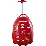 NCAA Wisconsin Badgers Kids Luggage Pod