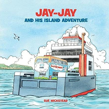 Book review of Jay-Jay and his Island Adventure