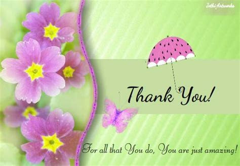 Thanks! You Are Amazing! Free For Everyone eCards