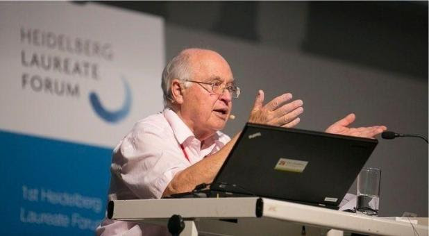 89 YO Michael Atiyah Solved The Most Complex, 160-Year-Old Math Problem